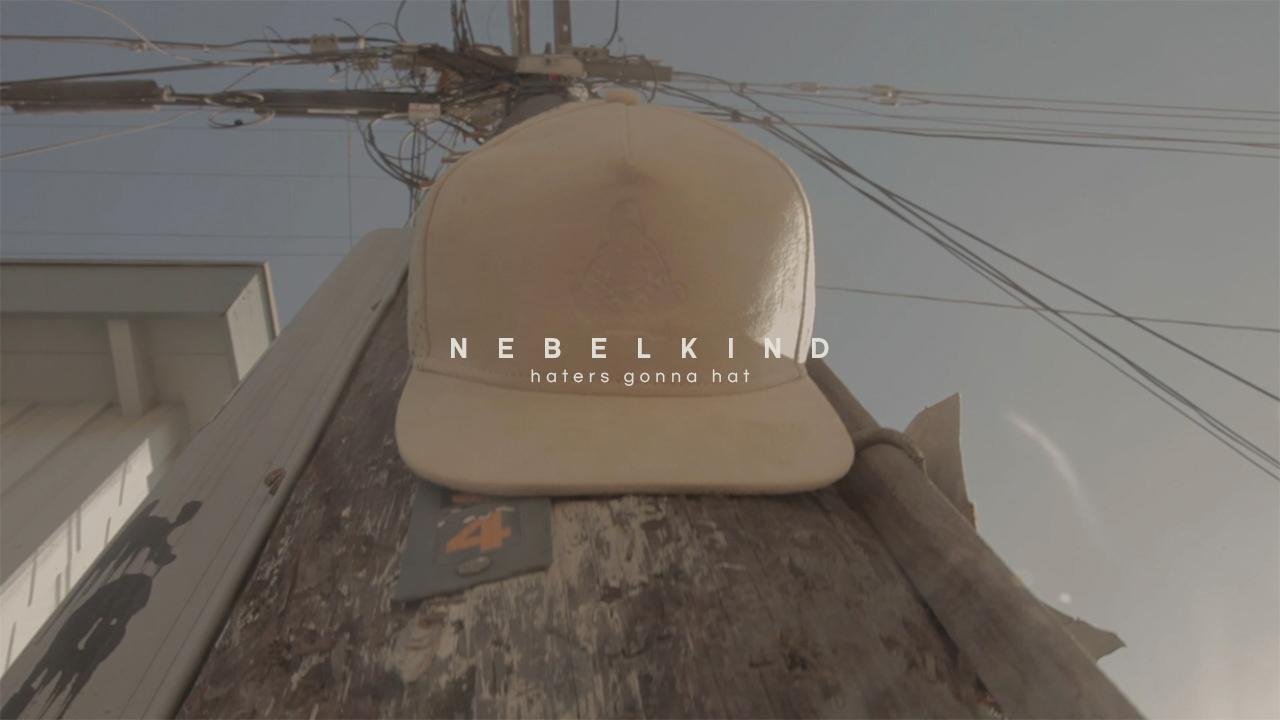 Haters gonna Hat - Nebelkind Apparel