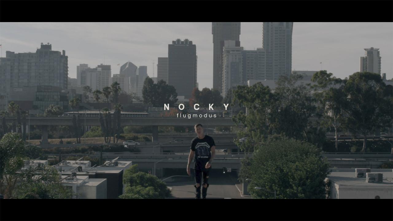 Nocky - Flugmodus