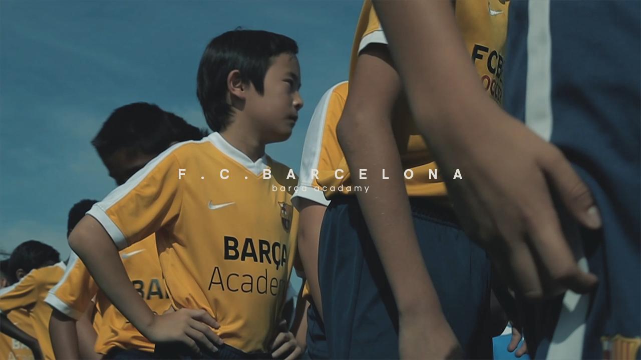 A Way To Play A Way To Grow - Barça Academy San Diego