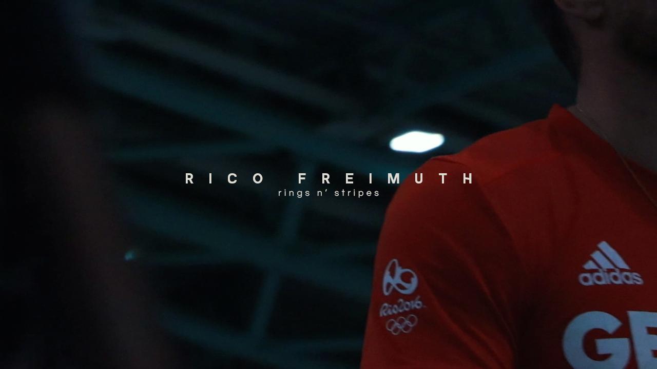 Rings n' Stripes - Rico Freimuth