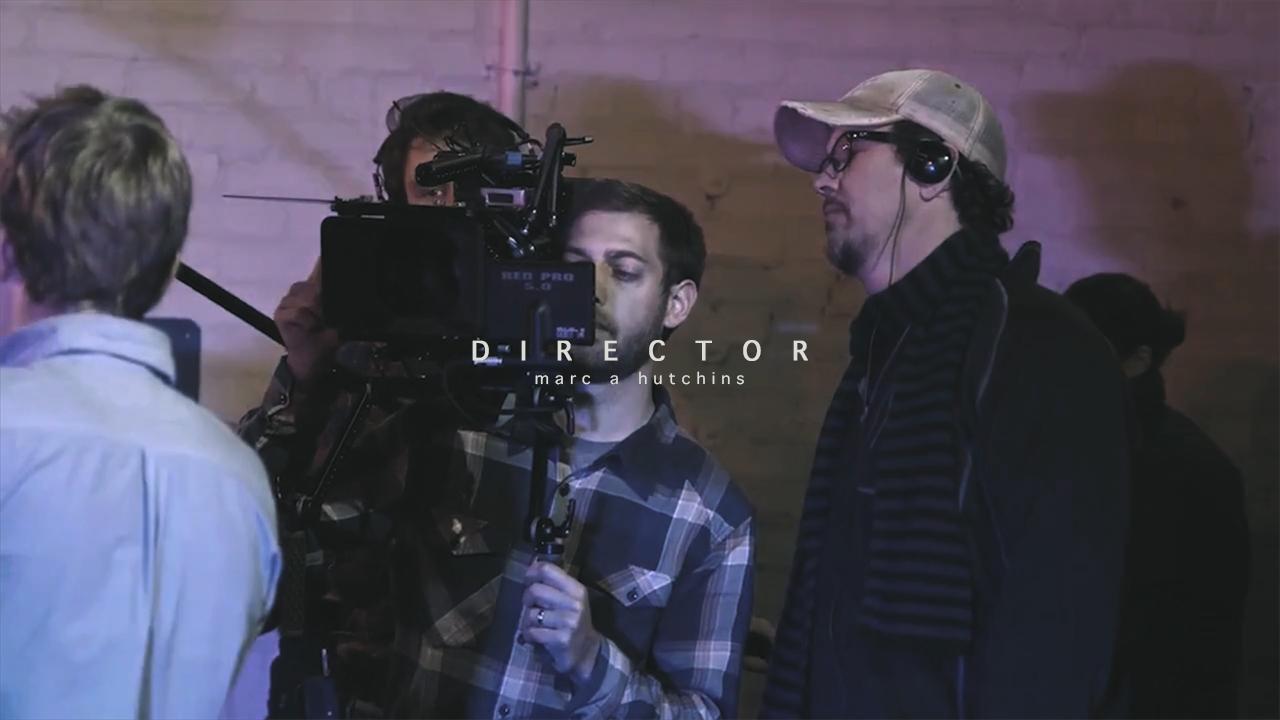 Marc A Hutchins, on filmmaking | (D.P.&AlexanderFilmsLLC)