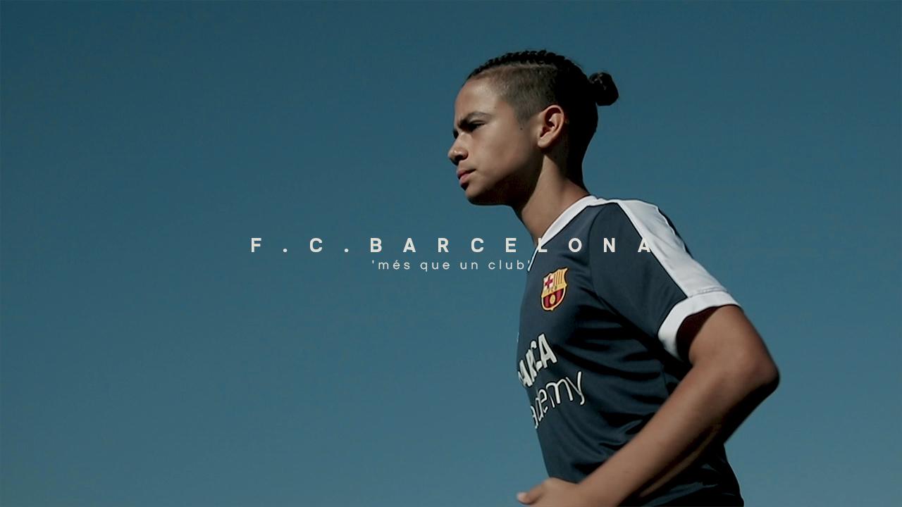 Barca Academy